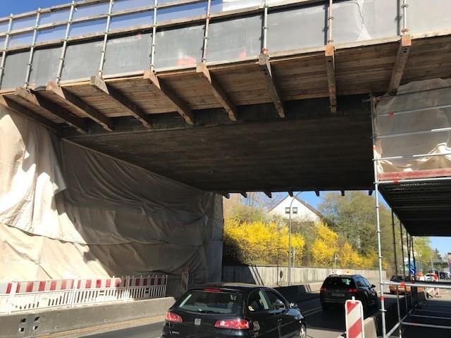 Beyreuth ( Brücke)